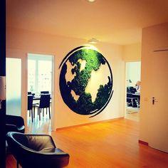 69 отметок «Нравится», 5 комментариев — Вертикальное озеленение Москва (@e_g_msk) в Instagram: «Доброе утро зелёная планета и все население этого удивительного шарика  Emeraldgreen.ru ☎…»