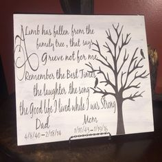 A Limb Has Fallen from The Family Tree Wood Sign Primitive Rustic Shabby Cabin   eBay