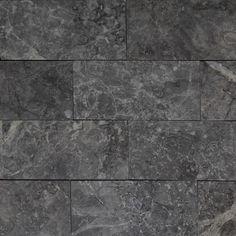 3 x 6 Tile Cosmos Grey Marble Polished wall floor tile kitchen backsplash bathroom wall floor luxury stone by medusa tile