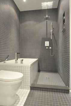 Bathroom Tile Ideas - Floor Shower Wall Designs (awesome ideas ) #bathroomtile #bathroomideas