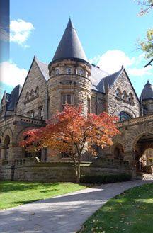 Buhl Mansion and Tara Mansion. Sharon, PA