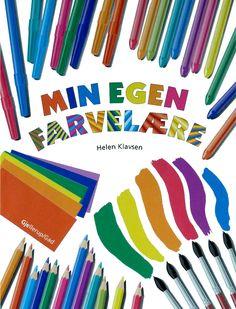 Bogen er en indføring i farvelærens grundlæggende begreber. Skrevet af Helen Klavsen