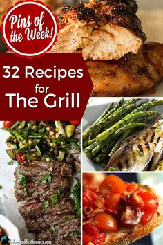 32 Recipes for the G