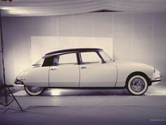 Citroën DS, one of the most beautiful cars in the world.