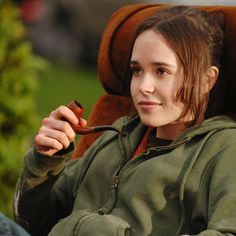 Foto: Ellen Page als Juno MacGuff in de film Juno Ellen Page, Indie Movies, Funny Movies, Great Movies, Artemis, Love Movie, Movie Tv, Good Movie Quotes, Best Screenplay