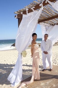 One & Only Palmilla Los Cabos Wedding by Mindy Weiss
