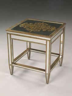 END TABLE RICHELIEU, 61X61X66H - Marco Polo - Antiques online -