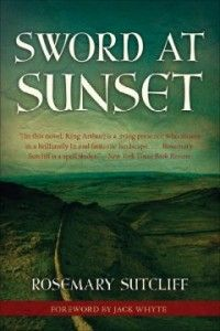 """Mike Kelley, Editor in Chief, LJ  """"I'm reading Sword at Sunset by Rosemary Sutcliff. This book retells the King Arthur tale but strips it of all myth. I have found it slow going at times, but the story gains cohesion and the writing takes hold. It likely would appeal to the more patient George Martin fans"""""""