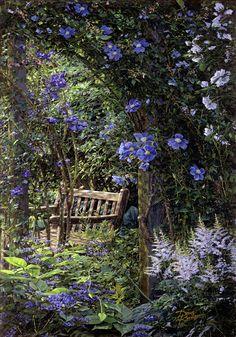 blue garden respite