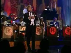 Rod Stewart - The way you look tonight (live)