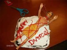 Image Search Results for divorce cakes