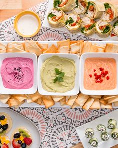 Party Platters for Your Housewarming Party | Recipes
