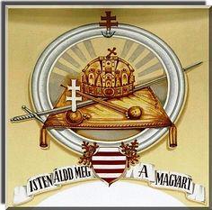 Wass Albert: Magyar Miatyánk - marikappsoldala.lapunk.hu Hungarian Tattoo, Hungary History, Heart Of Europe, Budapest Hungary, My Heritage, Coat Of Arms, Decoupage, Decorative Plates, 1
