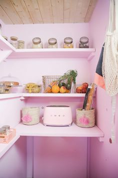 Pantry Kitchen DIY