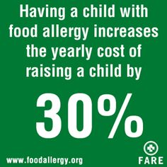 Farewell to Food Allergies: Food Allergy Awareness and Support: Food Allergy Financials put that in a D settlement. Egg White Allergy, Egg Allergy, Allergy Asthma, Peanut Allergy, Milk Allergy, Allergies Alimentaires, Tree Nut Allergy, Peanut Tree, Nut Allergies
