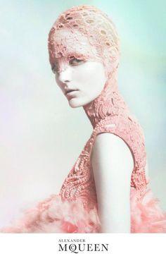 Alexander McQueen - Primavera/Verano 2012