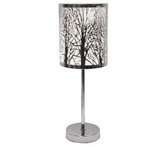 Forest Table Lamp from Zone Maison - Saw these in Ottawa last year and have been looking for them since!