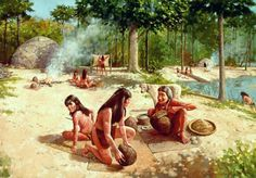 Image result for pottery history illustration