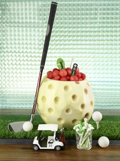 Watermelon Board | Golf Ball