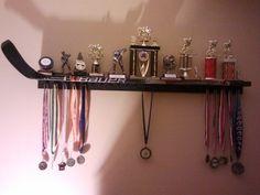 Hockey Shelf
