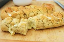 Cheesy Garlic Baguettes | The official blog of America's favorite frozen dough