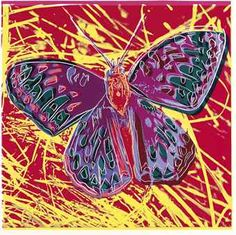 Andy Warhol, Endangered Species: San Francisco Silverspot, 1982