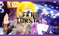 TeknoTorstai - LeBonk, Helsinki - 29.12.2016 - Tiketti