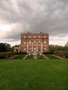 Clandon Park,  West Clandon, (by Guildford) Surrey, England is an 18th Century Palladian mansion.