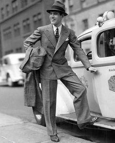 Trendy Vintage Men Look Menswear 35 Ideas 1950s Fashion Menswear, 1920s Fashion Women, Mens Fashion Suits, Fashion Fashion, Vintage Fashion, Fashion Ideas, Fashion Blogs, Fashion Stores, Fashion Images