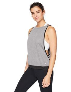 ASICS Women's Muscle Tank Review