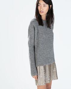 grey + sparkle