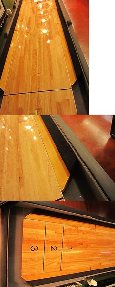 Shuffleboard 79777: Shuffleboard Table Bumpers (2). Free Shipping Great For Kids -> BUY IT NOW ONLY: $99 on eBay!