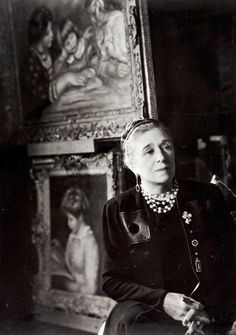 Top 50 fashion designers of all time - Jeanne Lanvin - http://www.bykoket.com/blog/