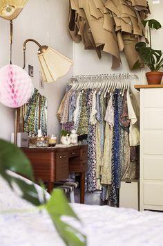 Photo: Sofia Byström / clothes rails