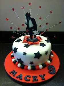 10 Michael Jackson On Pinterest Themed Michaels Cake Decorating