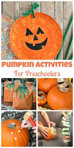 Welcome to my favorite time of year. I have more fall boxes in my garage than Christmas boxes. THAT IS SAYING SOMETHING. I have put together a fun list of all the pumpkin crafts, activities, and educational ideas to celebrate this season's main attraction – the pumpkin. So grab your favorite little pumpkin (the human …