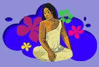 Gauguin et les couleurs Paul Gauguin, Tahiti, Online Games, Disney Princess, Disney Characters, Murals, Painters, Interactive Activities, Arts Plastiques