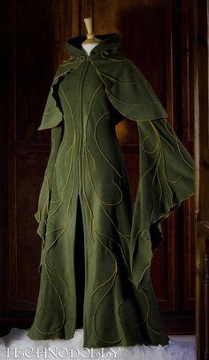 Woodland Coat.