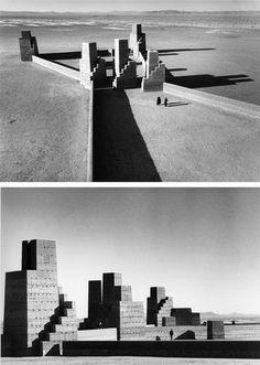 """n-architecture: """" Stadt des Orion Hannsjörg Voth, 1998 - 2003 """""""
