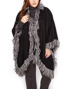 This stylish cape la