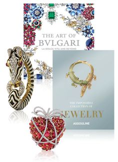 Jewelry 2013: 15 coffee table books | Vogue English