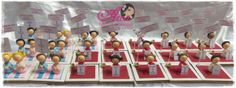 Lembrancinhas de Chineses Pedido minimo: 50 unidades