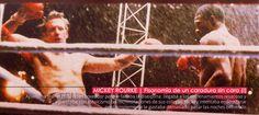 MICKEY ROURKE | Fisonomía de un caradura sin cara (I)