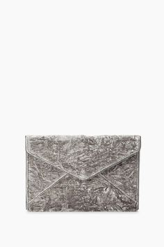 REBECCA MINKOFF Velvet Leo Clutch . #rebeccaminkoff #bags #clutch #velvet #hand bags #