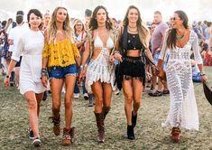 Lollapalooza 2017: cinco ideias para atualizar o look no festival de música