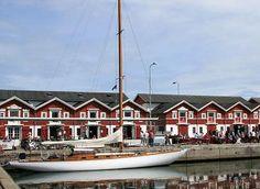 Skagen harbour, Denmark