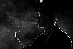 Film Noir Lighting | Lighting 102 - week 17/18 --Assignment : Ultra-Hard Light / Film Noir ...