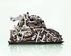 Exposing the intricate innards of mechanical calculators