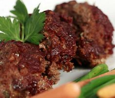 Free Press Test Kitchen recipe: Meatloaf with Sweet Balsamic Glaze