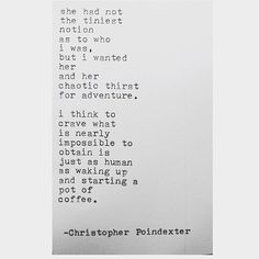 the blooming of madness - Google Search - Christopher Poindexter
